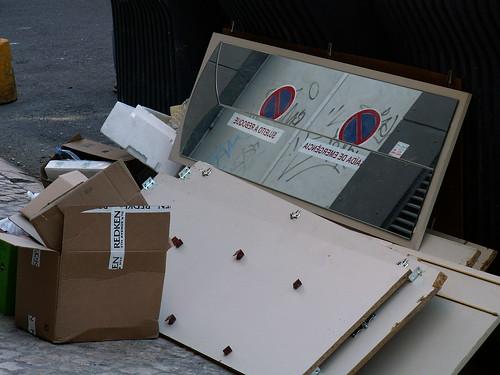Lisboa, garbage