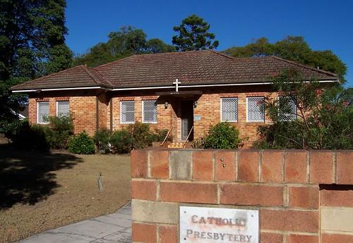 St John the Baptist Presbytery