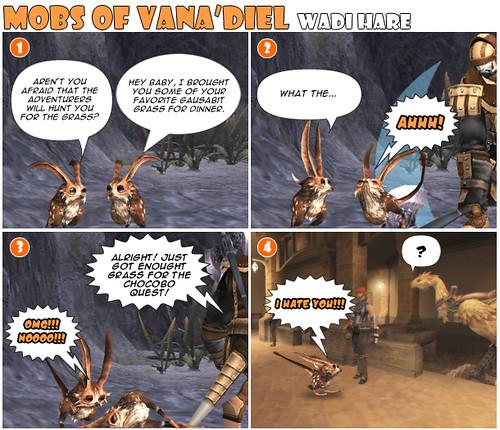 Petites BD sympa sur FFXI (Darksociety Comic) 74277092_674bc887c9