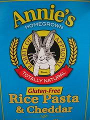 Annie's gluten-free