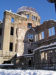 Hiroshima's Genbaku Dome