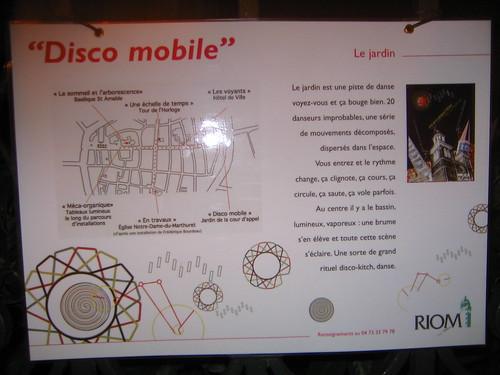 disco mobile