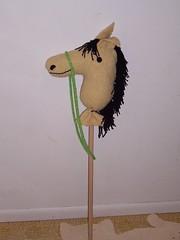 Stick Horse 1