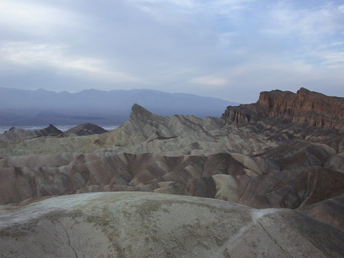 Zabriskie Point@Death Valley