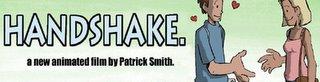 """Handshake"" de Patrick Smith"