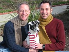 Keith, Trixie & David Holidays 2005