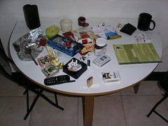 Kitchen Table - Christmas 2005