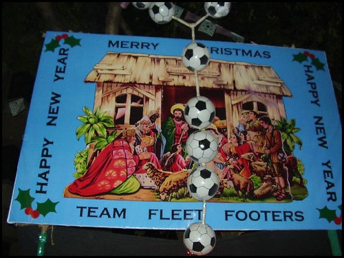Fleet Footers Star & Crib (IC Colony)