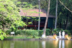 Ho Chi Minh Stilted House