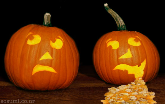 pumpkin-puke
