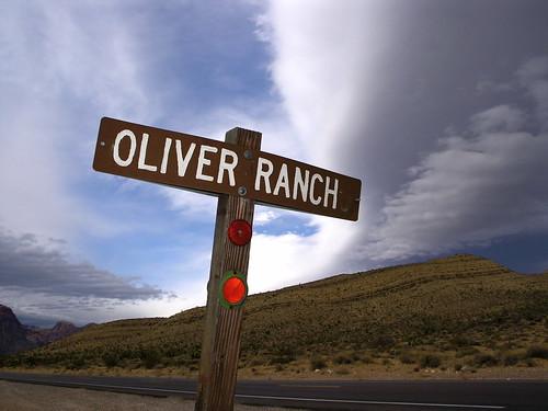 Oliver Ranch.