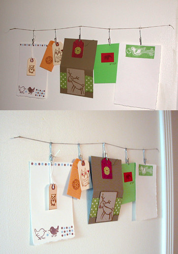 Inspiration Wall - Stamp Swap