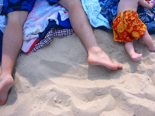 small big feet