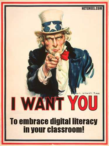 Embrace Digital Literacy!