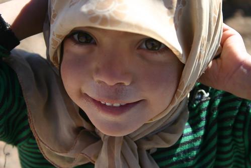 Juvenile smile, Tizi-n-Ikhsane pass (1650m).