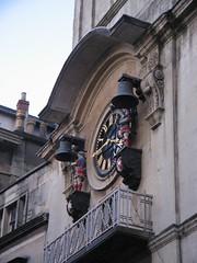 Cloc, Eglwys Crist, Bryste