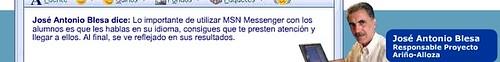 MSN Messenger en el trabajo