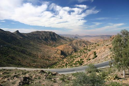 Col du Kerdous viewpoint