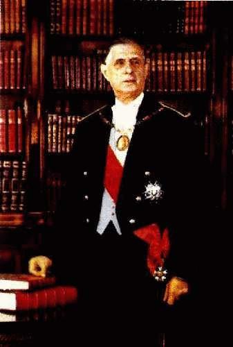 Charles De Gaulle (1958-1969)