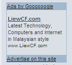 LiewCF Adwords
