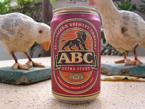 ABC Stout, Cambodia's leading stout