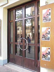 Doors, Cinema Impero, Asmara