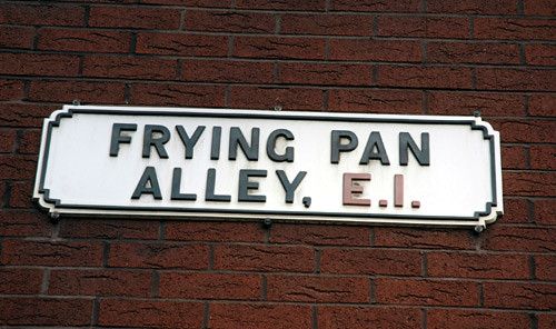 fryingpanalley