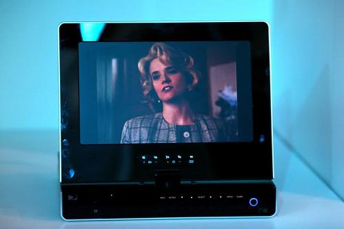 DirecTV LCD Unit