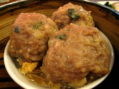 ginormous meat balls