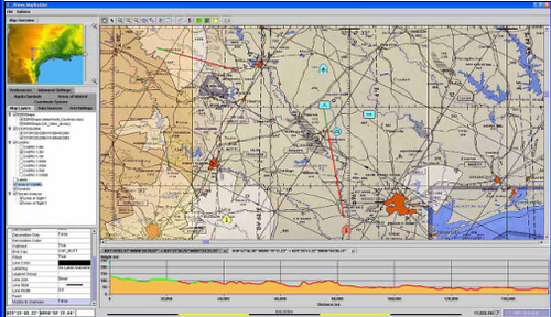 ILOG Maps