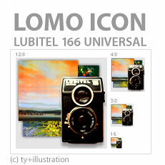 LOMO ICON for Mac