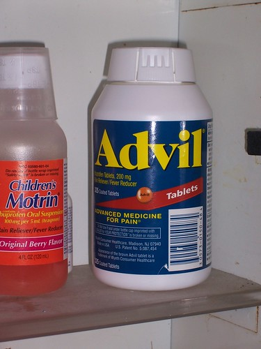 A is for Advil
