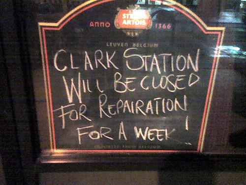 Repairation?