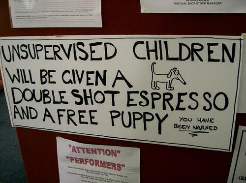 puppysign