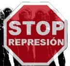 stop represion