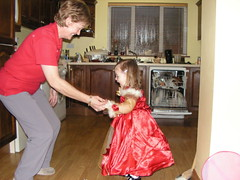 Dancing with Nannie 1