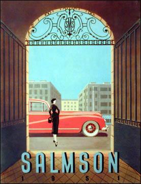 1951 Salmson catalogue