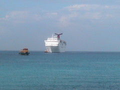 The Elation at Cozumel