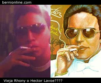 Rhony Lavoe 1
