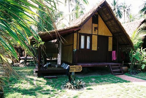 Baan Panburi Hut
