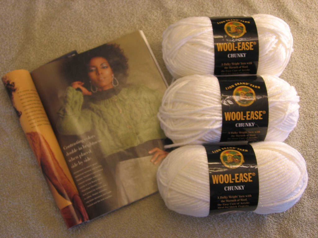 Wool-Ease Chunky