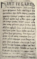 Página de Beowulf