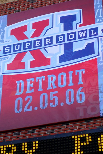 Super Bowl XL Detroit