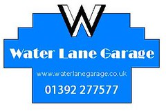 Water Lane Logo