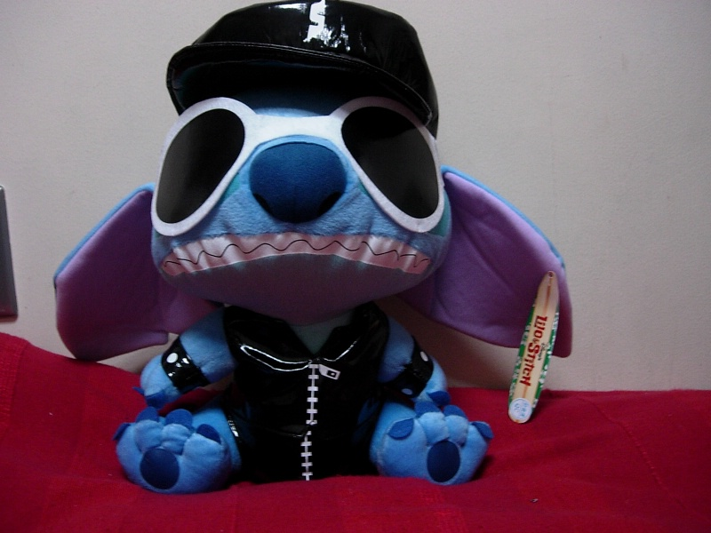 Stitch jako Hard Gay.