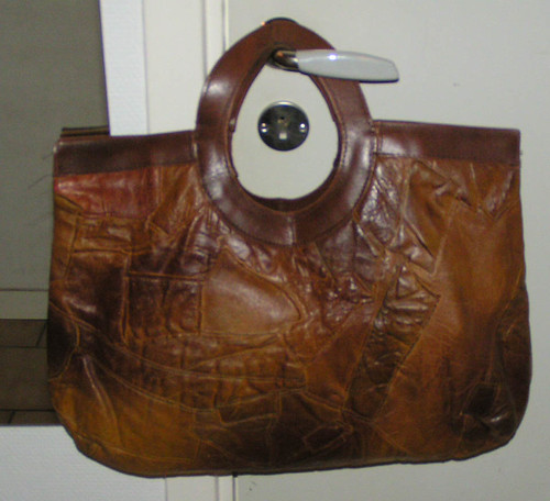 Väska från 70-talet.