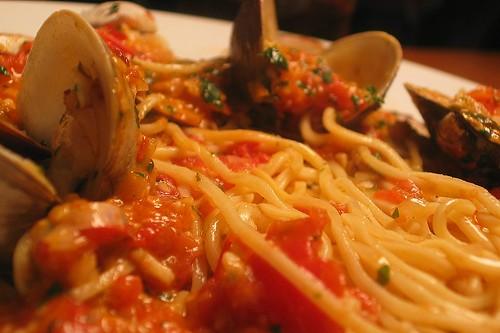 Spaghetti al Vongole CU
