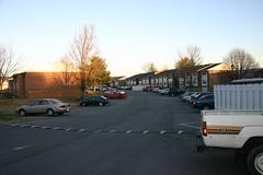 Allandale Appartment Complex