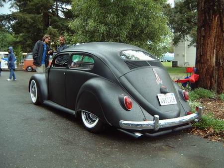 Volkswagen Beetle estilo Custom