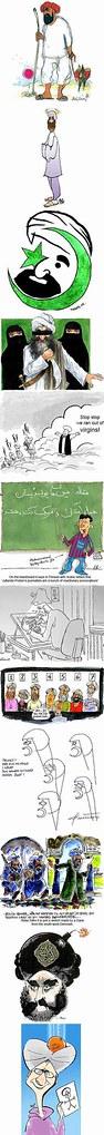 Mohammeddrawingsnewspaper
